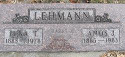 Amos John Lehmann