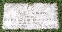 Carl I. Adkins