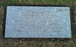 Kenneth Edmond Duse