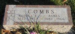 Agnes <i>Anderson</i> Combs