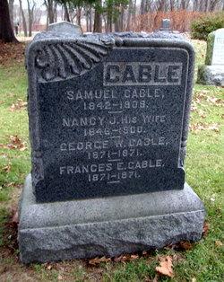 Nancy J <i>Forney</i> Cable