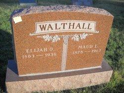 Maude Levina <i>Gillham</i> Walthall