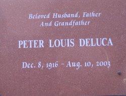 Peter Louis Pete De Luca, Jr