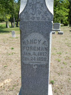 Nancy A <i>Weaver</i> Foreman