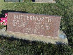 Louis Virgil Butterworth