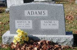 Marcus Monroe Adams