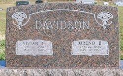 0reno Baker Hap Davidson