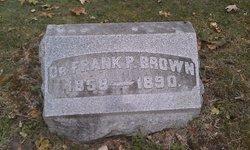 Dr Frank P Brown