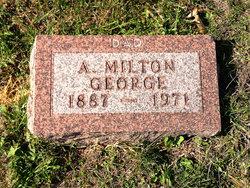 A. Milton George