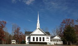 Harmony Southern Baptist Church Cemetery
