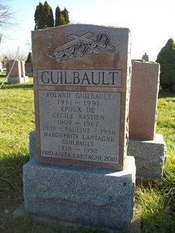Marguerite <i>Lantagne</i> Guilbault