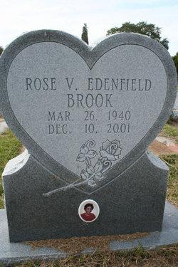 Rose V <i>Edenfield</i> Brook
