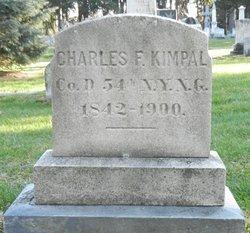 Charles F Kimpal