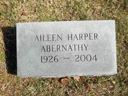 Aileen <i>Harper</i> Abernathy
