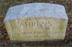 Henry W. Ahrens