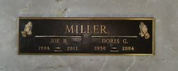 Doris G Miller