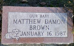 Matthew Damon Brown