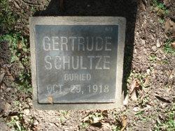 Laura Gertrude <i>Faulkner</i> Schultze