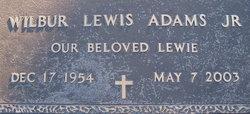 Wilbur Lewis Lewie Adams, Jr