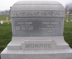 Thomas Munroe