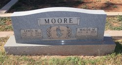 Maude Marie <i>Pounders</i> Moore