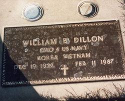 William Benjamin Matt Dillon