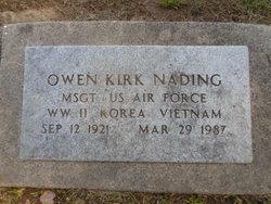 Owen Kirk Nading