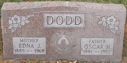 Oscar H Dodd
