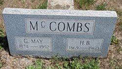 Georgia May <i>Norris</i> McCombs