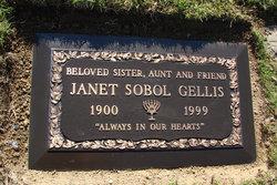 Janet <i>Sobol</i> Gellis