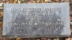 Bertha Lankford <i>Tucker</i> Bailey