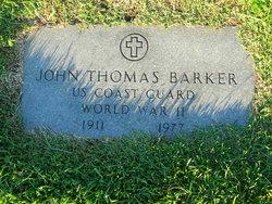 John Thomas Barker