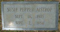 Susie <i>Pepper</i> Aistrop