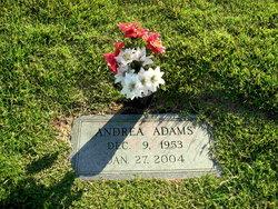 Andrea Adams