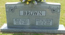 Billy Wiley Brown