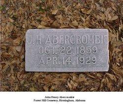 John Henry Thomas Abercrombie