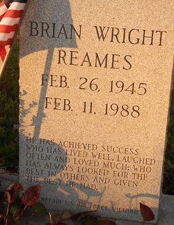 Brian Wright Reames