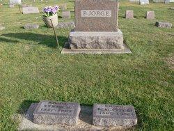 Bergette B Betsy <i>Munson Bye</i> Bjorge