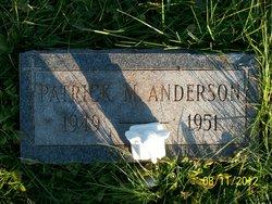 Patrick M. Anderson
