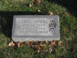Carrie Arnold