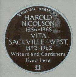 Sir Harold George Nicolson