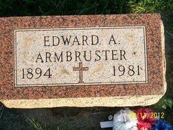 Edward A. Armbruster