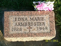 Edna Marie Armbruster