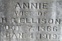 Annie Ellison