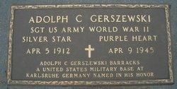 Adolph C. Gerszewski