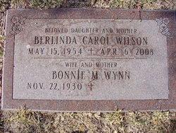 Berlinda Carol Wilson