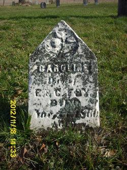 Caroline Carrie Fry