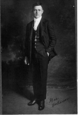 George Dewey Anderson