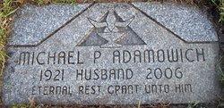 Michael Adamowich