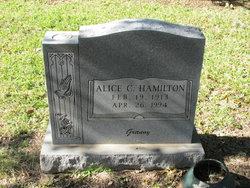 Alice Cora Hamilton